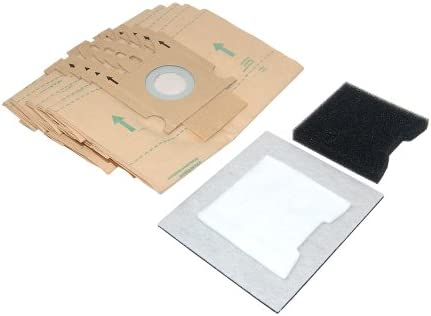 Hoover 09178286 H30 Plus - Bolsas de alto filtrado para aspiradora: Amazon.es: Hogar