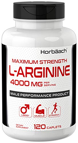 L Arginine 4000 mg