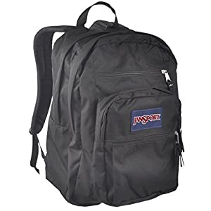 Jansport Big Student Backpack (Black)