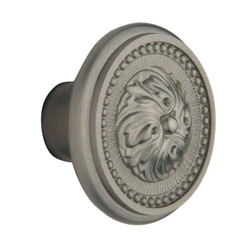 Baldwin Hardware 5050.151.MR Estate Ornate Knob Indoor Door