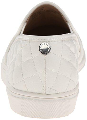 Steve Madden Kvinners Ecentrcq Slip-on Mote Sneaker Hvit