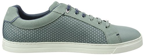 Ted Baker Sarpio, Sneaker Uomo Verde (Light Green #008000)