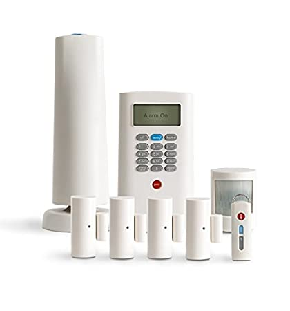 SimpliSafe Wireless Home Security Command Bravo