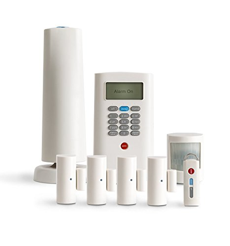 (SimpliSafe Wireless Home Security Command Bravo)