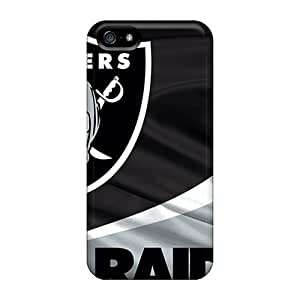 New Arrival Case Cover With TEJ3147LtyI Design For Iphone 5/5s- Oakland Raiders
