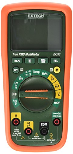 Extech EX355 Professional Temperature Measurements