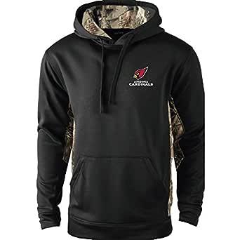 Dunbrooke Apparel Mens Ranger Camo Accent Tech Fleece 5436-767-LAC-XL-P, Mens, Ranger Camo Accent Tech Fleece, 5436-767-CDL-M, Black with Camo, Medium