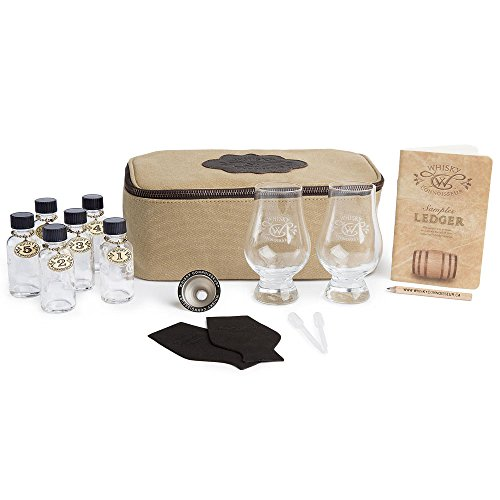 Whisky Connoisseur Canvas Travel Behind product image