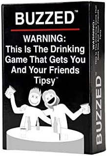 Buzzed - This is The Drinking Game That Gets You and Your Friends Tipsy!