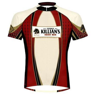 Primal Wear Men's Killian's Irish Lager Cycling Jersey - CKILJ20 (Killians Irish Lager - S)