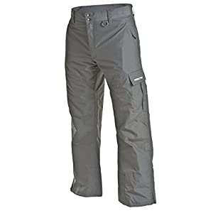 Arctix Men's Snowboard Cargo Pants, Charcoal, XX-Large