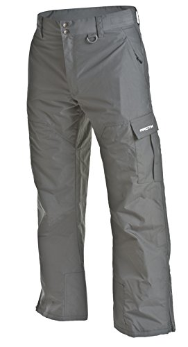 Arctix Premium Cargo Snowsport Pants - Men's, Charcoal, L