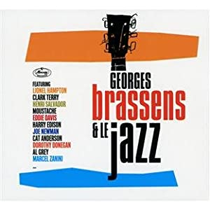 "Afficher ""Georges Brassens et le jazz"""