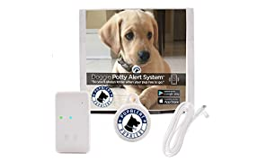 PupAlert - The Only Dog Potty Training You'll Ever Need | World's First Electronic Doggy Alert System & Revolutionary Housebreaking Tool for The Successful Training of Both Dogs and Puppies