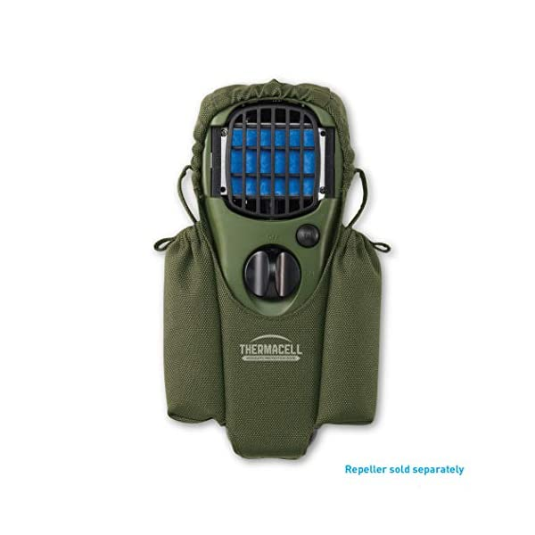 Thermacell MR-H repellente Appliance Holster - Olive 1 spesavip