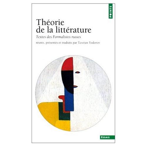 Theorie De La Litterature (French Edition)