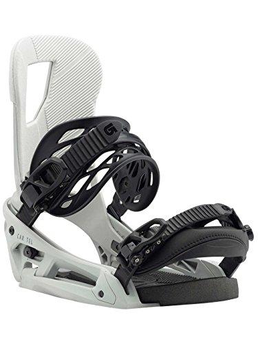 Burton Cartel EST Snowboard Bindings Primed Size Large US - Est Binding Cartel