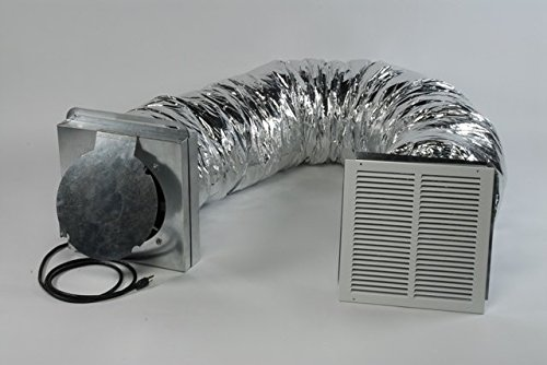 Tamarack TT-CQ1100 Ducted Whole House Fan Kit