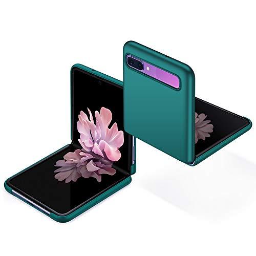 Carcasa verde para Samsung Galaxy Z Flip