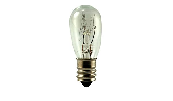 Candelabra Base Eiko 15T6C-145V Incandescent Light Bulb Pack of 12 Eiko 43002