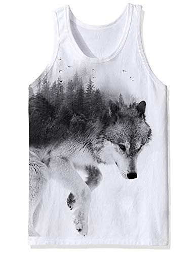 Buy mens sleeveless vest tee