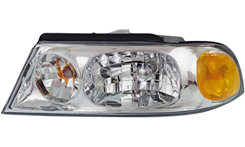 02 navigator headlight assembly - 3