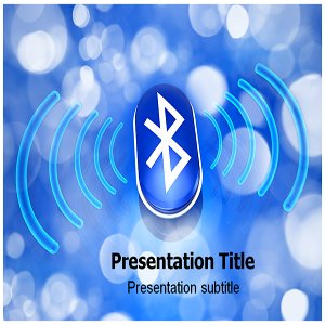 Bluetooth Technology Powerpoint Templates - Powerpoint Slides on Bluetooth Technology Templates ()