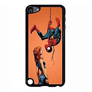 Cover For Ipod Touch 5th Generation Amazing Spiderman Comics Protective Hard Cover Case