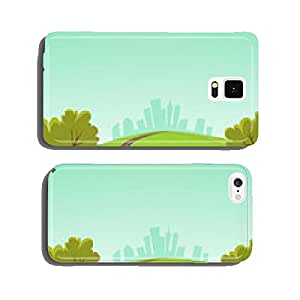 Road to the city cell phone cover case iPhone6