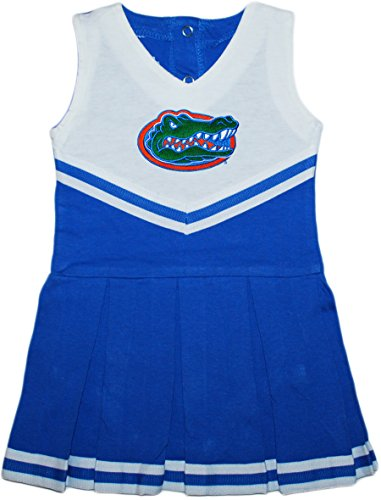 University of Florida Gators Cheerleader Bodysuit Dress - Florida Gators Uniforms