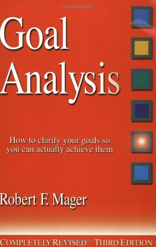 Goal Analysis: How to Clarify Your Goals So You Can Actually Achieve Them