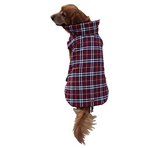 Fleece Reversible Coat - 5