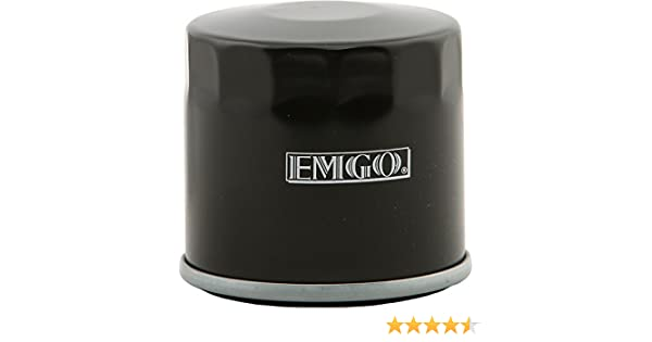 Emgo Oil Filter Chrome 10-55670 Replacement
