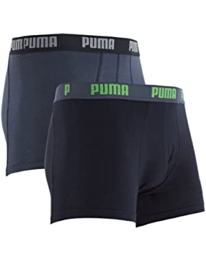 Men's Basic - 2-Pack Trunks