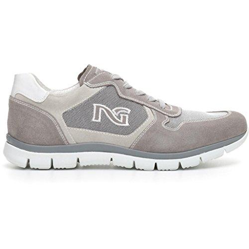 Giardini Sneaker Herren Nero Niedrige Fumo dqwwP0