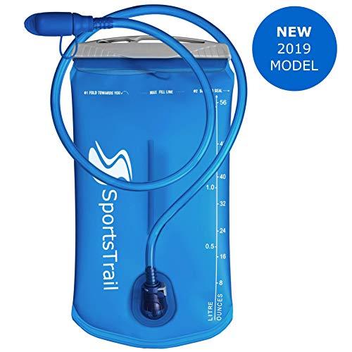 - SportsTrail Hydration Bladder 1.5 Liter Water Bladder