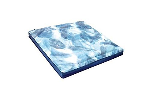Econo Cushion - Skil-Care Sittin' Pretty Econo-Gel - Blue - 16