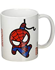 Marvel MG23603 Kawaii, Spider-Man Mok, keramiek, meerkleurig