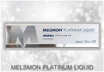 MELSMON Platinum Liquid 10ml×30 Made in Japan