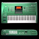 YAMAHA EX7 - THE very Best of - Original Sound Library in WAVEs format on CD