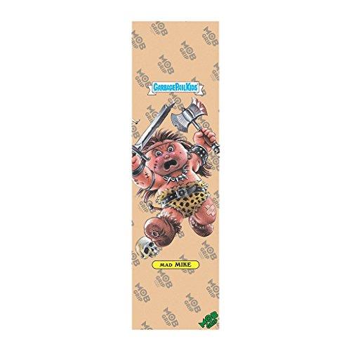Mob スケートボード グリップテープ ガベージ ペール キッズ 透明 マッドマイク グリップテープ 9インチ x 33インチ