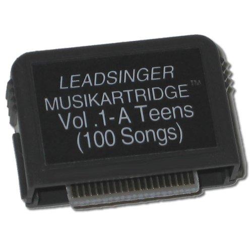 Leadsinger LS-3C01 Teens 2003 Cartridge for LS-3000 Series Karaoke System (100 Songs)