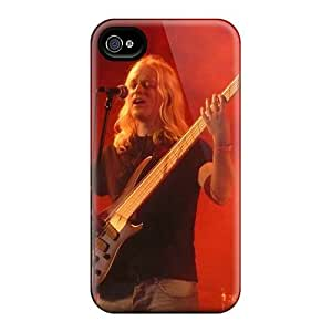 New Cute Funny Machine Head Band Case Cover/ Iphone 4/4s Case Cover