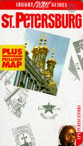 Book St Petersburg Insight Pocket Guide