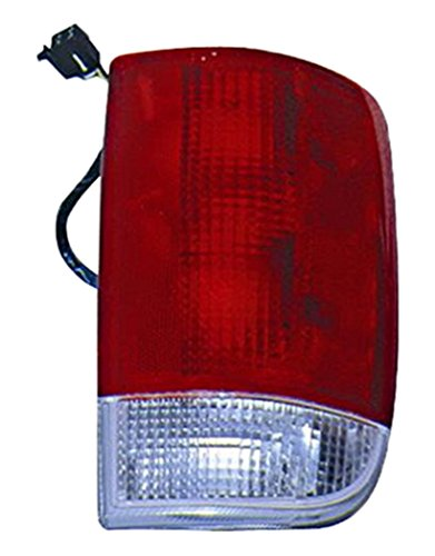 OE Replacement Chevrolet/GMC/Oldsmobile Passenger Side Taillight Assembly (Partslink Number (Gmc Jimmy Passengers Side Tail)