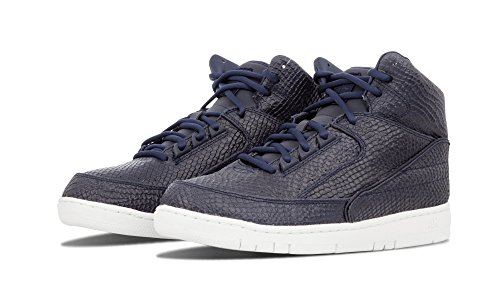 Mens Nike Air Python SP Running Shoes - 658394 400, Obsidian/Obsidian-White - Size 11 D(M) US