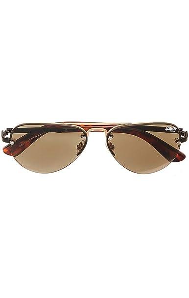 Superdry SDR Micah Gafas de sol Dorado (Matte Gold) 60.0 ...