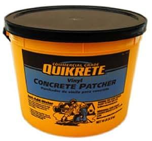Quikrete vinyl concrete patcher sand 10 lb for Quikrete exterior stucco patch