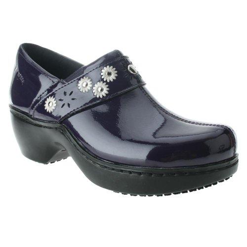 Clogs Patent Purple Back Step Women's Spring Pro IxnwTqf8qR