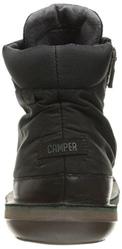 Camper Mens Coleottero Stivali Moda Sneaker Nera 1